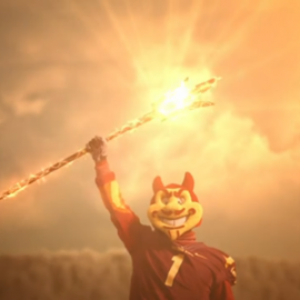 ASU Sun Devil Football Intro 2012