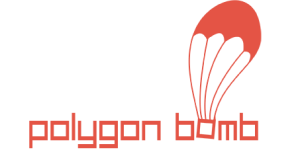 polygon_Bomb | Wichita Kid Productions – Animated Logo