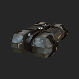 CG Society – Sci-fi Crate