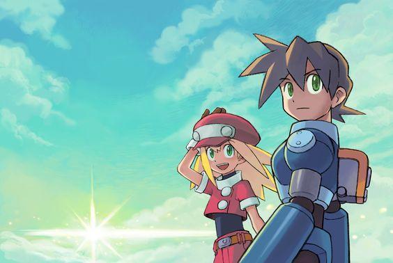 polygon_Bomb   Mega Man Legends Redux – UE4 Edition